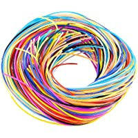 Playtastic Scoubidou Craft Set with 96x Knotting Bands in 10 Colours