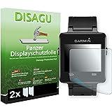 2 x DISAGU Film blindé film de protection d'écrancran pour Garmin vivoactive film de protection contre la casse