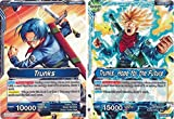 The Last Warrior of the Future: Trunks | BT2-035 Trunks, Hope for the Future (Uncommon) DBS Card| Trunks Awakening/Dragon Ball Super: Union Force Singles (Both side printed)