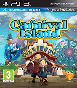 Carnival Island - Move Required (PS3)