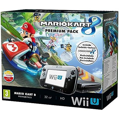 Nintendo Wii U + Mario Kart 8