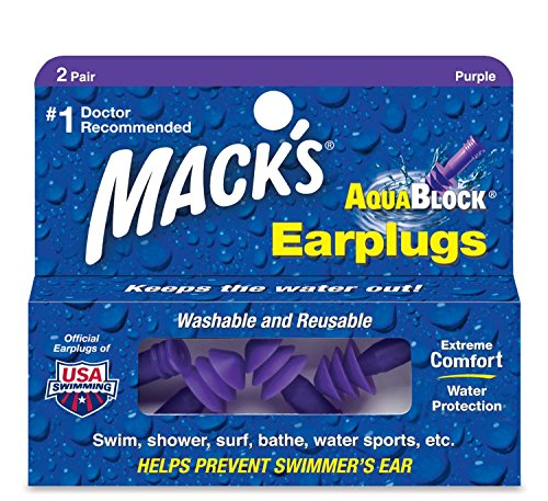 macks-aquablock-purple-swimmers-earplugs-2-pair-x-3-6-pairs