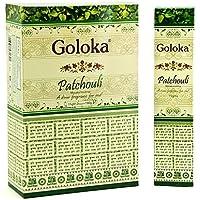 Räucherstäbchen Goloka Patchouli Wohnaccessoire Deko Raumduft 1er, 3er, 6er, 12er (1) preisvergleich bei billige-tabletten.eu