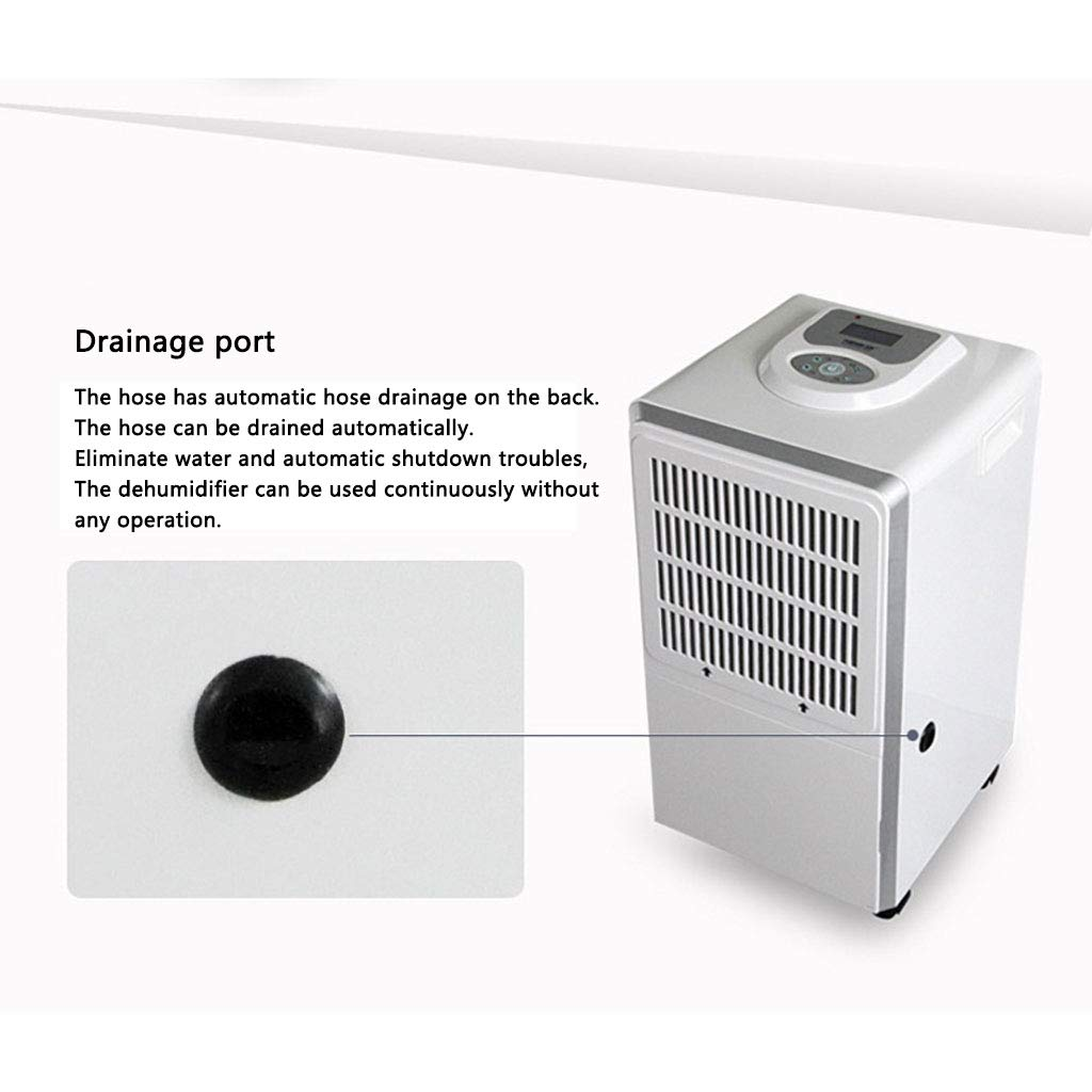 JLN-Photo Wall Dehumidifier,Digital Humidity Display,Sleep