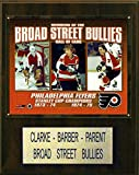 NHL Philadelphia Flyers clarke- parent- Barber Player Plaque, 30,5x 38,1cm