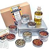 direct&friendly Bio Grill Gewürz Superfood Set Geschenke für Männer