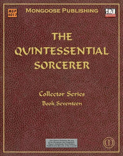 The Quintessential Sorcerer by Ian Sturrock (2003-08-05)