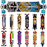 Deuba Longboard ORIGINAL Atlantic Rift Dropdown-Bauweise