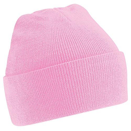 Beechfield - Bonnet - Homme Rose - Classic Pink