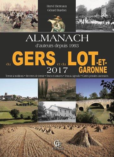 Almanach Gers et Lot-et-Garonne 2017