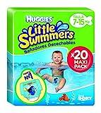 Huggies Little Swimmers, 20 Pannolini-Costumini, Taglia 3+ (7-15 kg) - Huggies - amazon.it