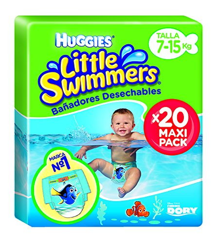 Huggies Little Swimmers Pañal Bañador Desechable