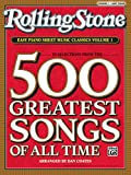 ISBN: 0739052365 - Rolling Stone Easy Piano Sheet Music Classics, Volume 1: 39 Selections from the 500 Greatest Songs of All Time