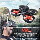 Ularma New 5.8G FPV 0.3MP Camera Mini Anti-crush UAV 6-axis And VR Vision RC Quadcopter