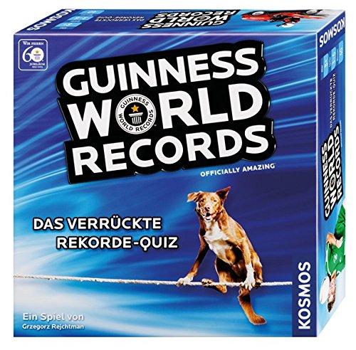 Kosmos Guinness World Records 691974 Das verrückte Rekorde Quiz
