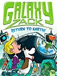 Zack is a planet-hopping pro—but a return to Earth results in some unexpected puppy trouble in the tenth Galaxy Zack chapter book adventure.Zack is headed back to Earth for the first time since moving to Nebulon. He can't wait to see his best friend ...