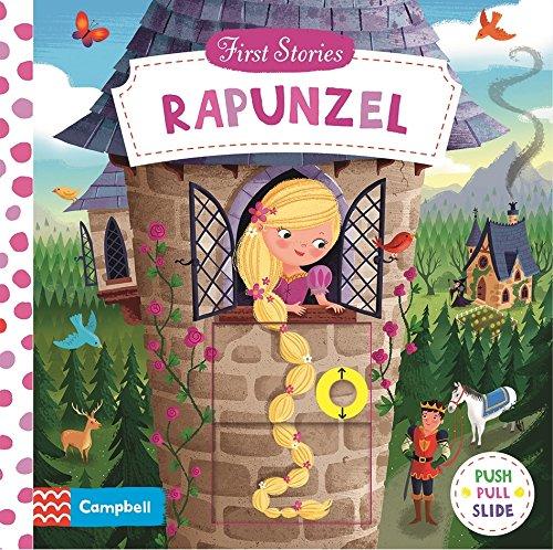 Rapunzel (First Stories) por Dan Taylor