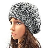 Magic Needles - Winter Woolen Cap (Handm...