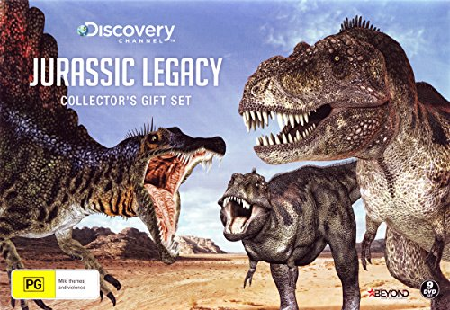 Discovery: Jurassic Legacy Collector's Gift Set [Limited Release] [NON-USA Format / PAL / Region 4 Import - Australia]