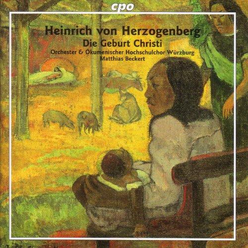 Die Geburt Christi (The Birth of Christ), Op. 90: O heiliges Kind, wir grussen dich (Chorus)