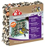 8in1 Birdola Block Energy Alimentation pour Oiseau Sauvage Lot de 3