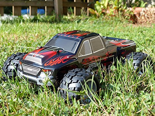 RC Crenova Monster Truck - 4