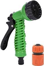 HOKIPO® 7 Pattern High Pressure Garden Hose Nozzle Water Spray Gun