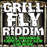 Grill Fly Riddim - EP