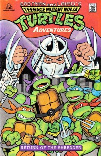TEEN NINJ: RETRN SHREDR (Teenage Mutant Ninja Turtles (Turtle Teenage Ninja Teen Mutant)