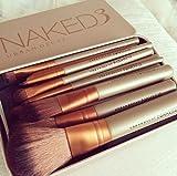 Zafos Naked-3 12pcs Cosmetic Makeup Brus...