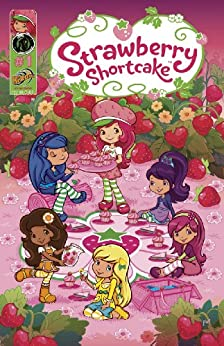Strawberry Shortcake vol. 1, issue 1 (with panel zoom) by [Ball, Georgia]
