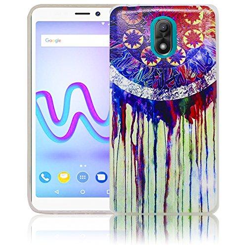 Wiko Lenny 5 Traumfänger Handy-Hülle Silikon - staubdicht, stoßfest & leicht - Smartphone-Case thematys