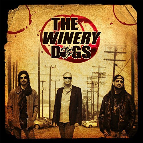The Winery Dogs by The Winery Dogs (2013-07-23)