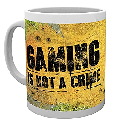 GB eye LTD, Gaming, Not A Crime, Taza