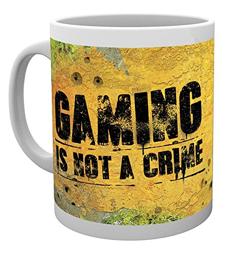GB eye LTD, Gaming, Not A Crime, Taza