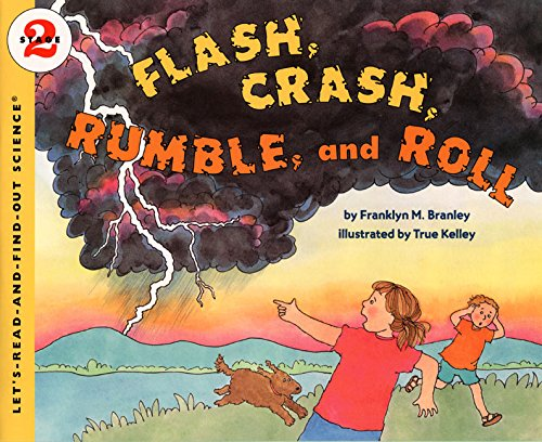 Flash Crash Rumble and Roll (Lrfo) por Franklyn M. Branley