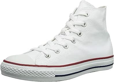 Converse All Star Hi Sneakers Gialle Limone da Donna