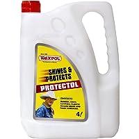 Waxpol Protectol (Multipurpose Liquid Polish) Shine & Protects All 4 LTR.