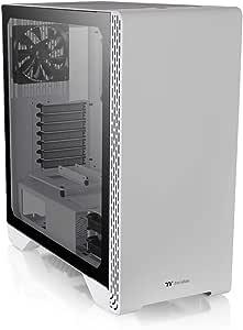 Thermaltake S300 Tg Snow Ca 1p5 00m6wn 00 Weiß Computer Zubehör