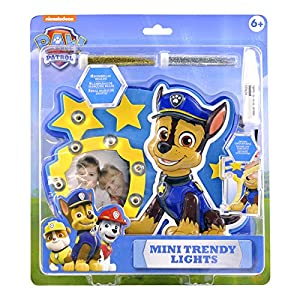 PAW PATROL Paw Patrol-40846 AW Patrol-Trendy Light Peque&ampntildeo, Chase (Cife Spain 40846