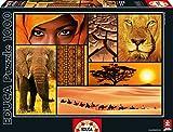 Educa 16293 - 1000 Colours of Africa, Puzzle
