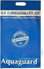 Sri Ganesha Traders Eureka Forbes RO Consumables Kit for Aqua Guard Water Purifier