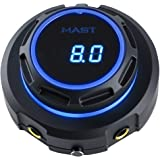 Mast Halo Tattoo Power Supply Blue Light Digital LCD Screen Display Stable Powerful 2A Power Supply for tattoo machine