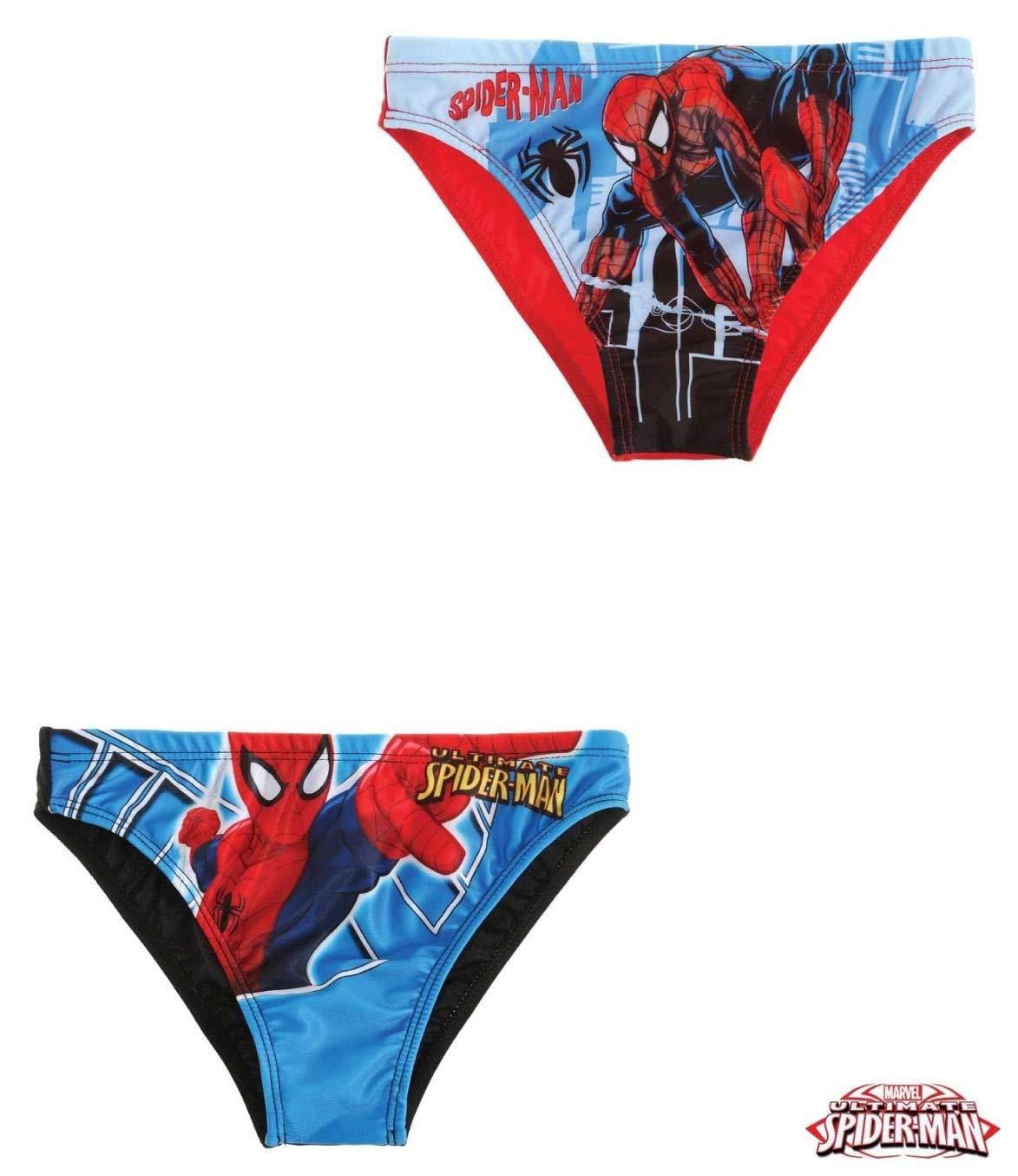 Spiderman Jungen Badehose Badeslip in 2