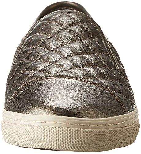 Geox Damen D New Club C Sneakers Grau (DOVE GREYC1018)