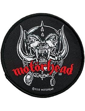 Motörhead parche–warpig–Motörhead Patch–tejida & licencia oficial..