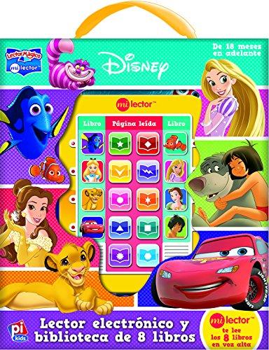 Lector Mágico. Disney Friends Me Reader 8BK por Disney