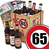 Bierbox | DDR Bierbox | Zahl 65 | Geschenkidee Vater