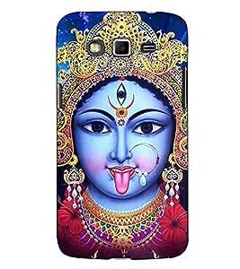 Fuson Designer Back Case Cover for Samsung Galaxy Grand I9082 :: Samsung Galaxy Grand Z I9082Z :: Samsung Galaxy Grand Duos I9080 I9082 (Chandika Mata theme)