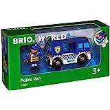BRIO World - Police Van